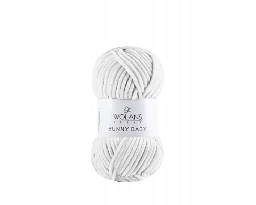 Плюшевая пряжа Bunny Baby 10003