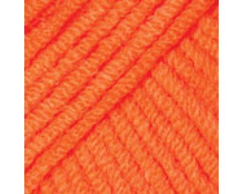 Пряжа Yarnart Jeans (Ярнарт Джинс) 77 оранж
