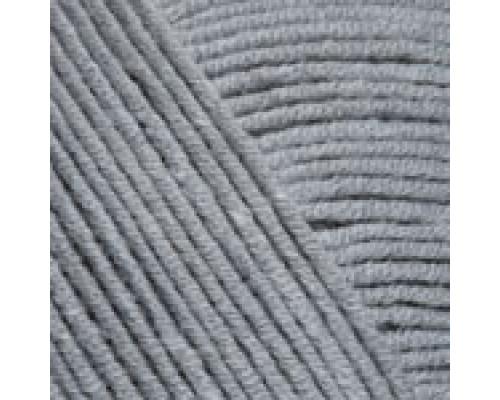 Пряжа Yarnart Jeans (Ярнарт Джинс) 46 серый