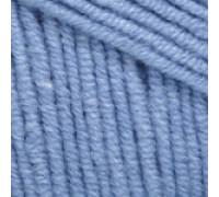 Пряжа Yarnart Jeans (Ярнарт Джинс) 15 голубой