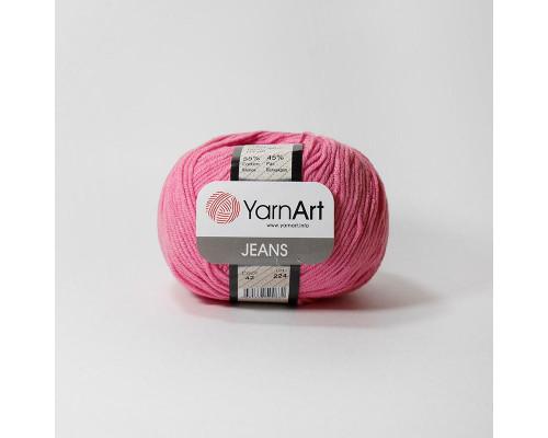 Пряжа Yarnart Jeans (Ярнарт Джинс) 42