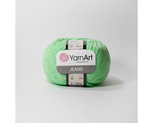 Пряжа Yarnart Jeans (Ярнарт Джинс) 60