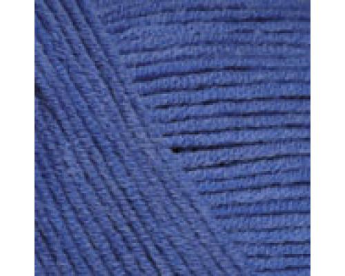 Пряжа Yarnart Jeans (Ярнарт Джинс) 47 василек