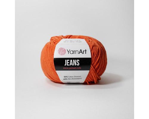 Пряжа Yarnart Jeans (Ярнарт Джинс) 85