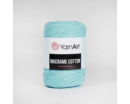 Пряжа Macrame Cotton, 763-айсберг