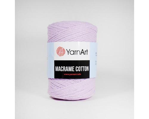 Пряжа Macrame Cotton, 765-лиловый